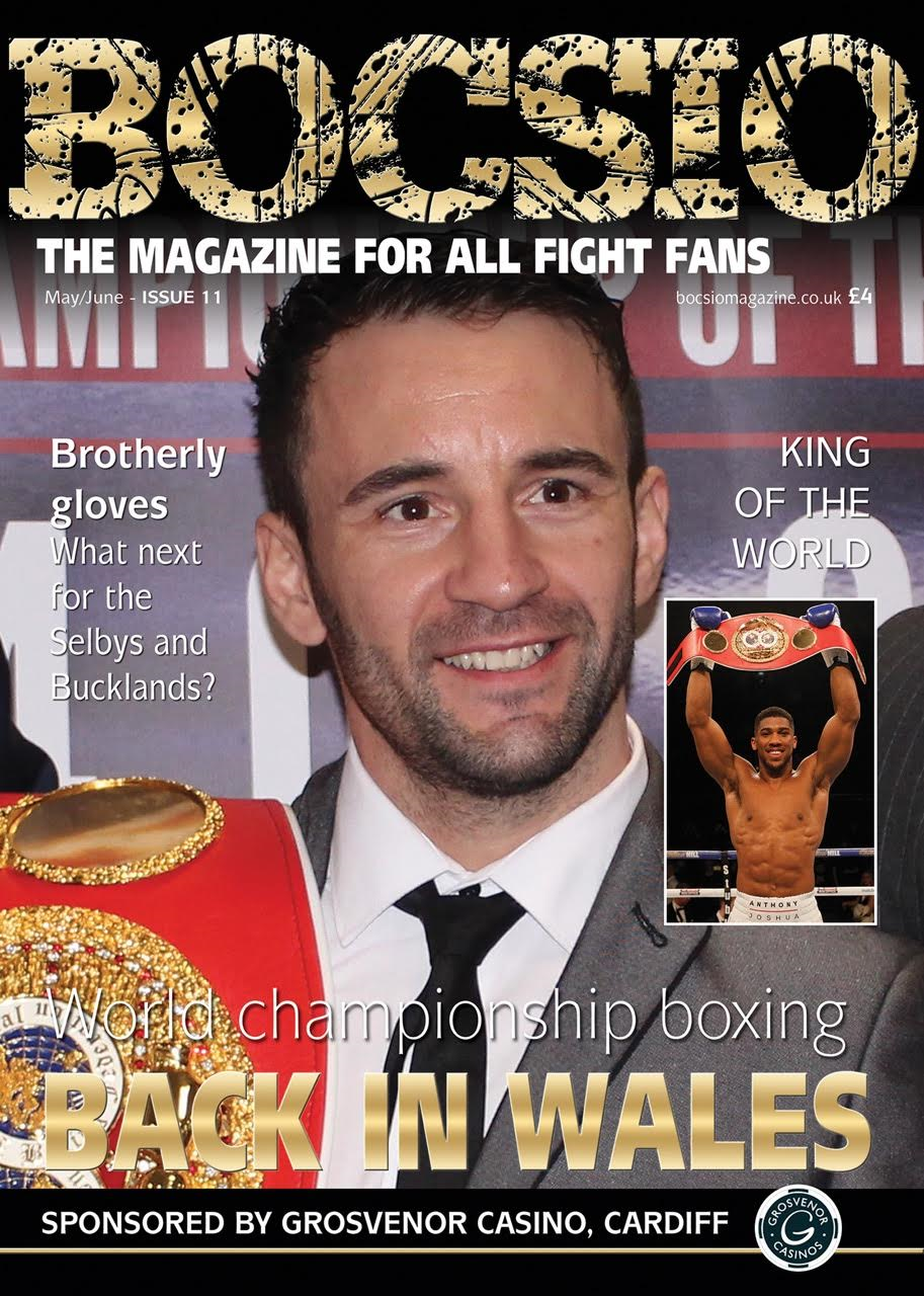 Read Boxing Bocsio Issue 11 May/Jun 2016