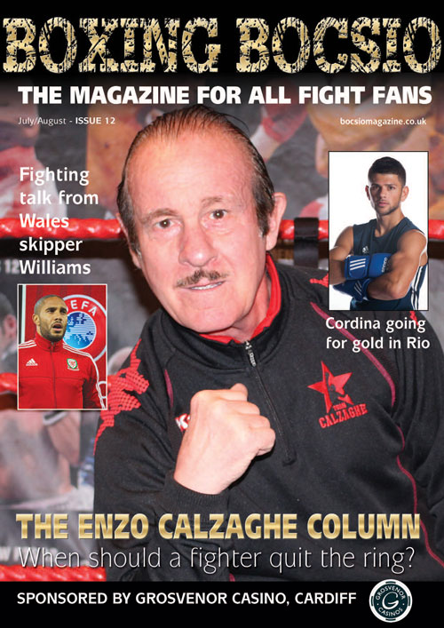 Read Boxing Bocsio Issue 12 Jul/Aug 2016