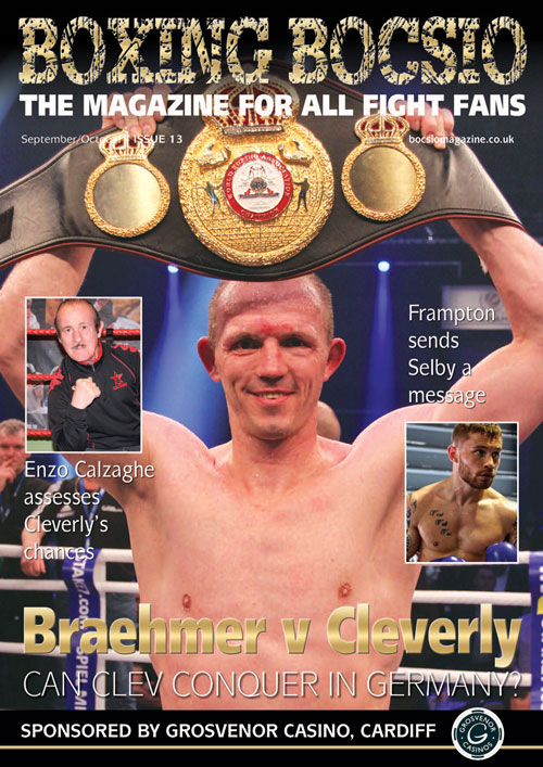 Read Boxing Bocsio Issue 13 Sep/Oct 2016