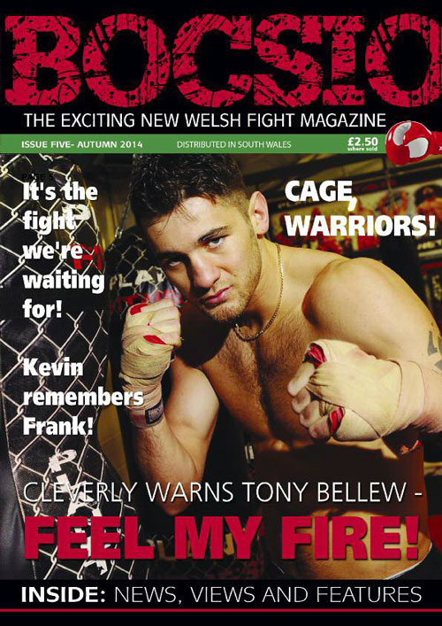 Read Boxing Bocsio Issue 5 May/Jun 2015