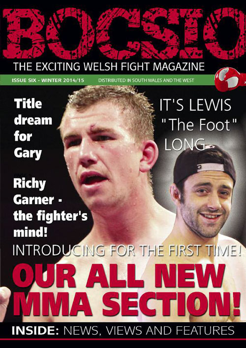 Read Boxing Bocsio Issue 6 Jul/Aug 2015