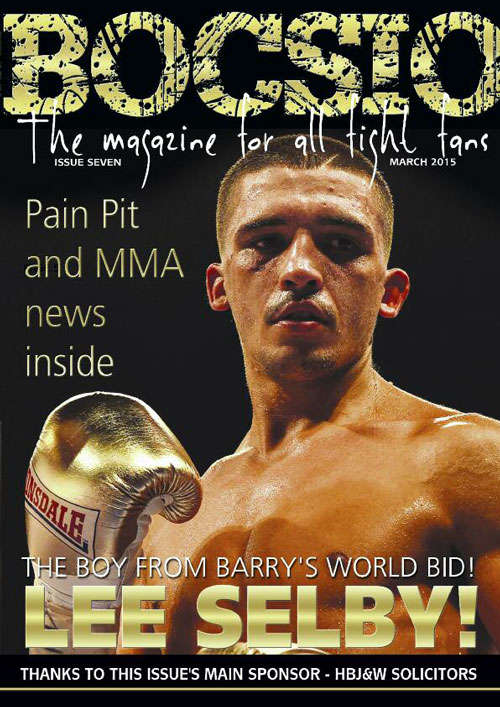 Read Boxing Bocsio Issue 7 Sep/Oct 2015