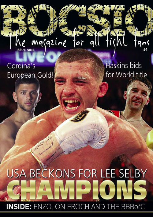 Read Boxing Bocsio Issue 9 Jan/Feb 2016